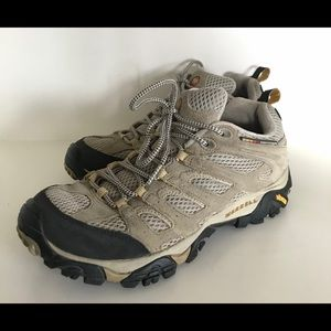 Women's Continuum Merrell hiking shoes